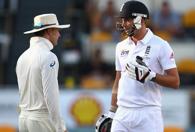 """<b>If anything is to be learned from Michael Clarke's vicious sledge on James Anderson, it's that cricket isn't always a gentlemen's game.</b><br/><br/>Clarke was heard on the stump microphone telling England's serial niggler to """"get ready for a broken f***ing arm"""" moments before the Aussies claimed the first Ashes Test.<br/><br/>As unsavoury as the incident may have seemed, it pales into insignificance when compared to <a href=""""http://wwos.ninemsn.com.au/slideshowajax/130638/crickets-most-memorable-sledges.slideshow""""><b>cricket's greatest sledges</b></a></p>."""