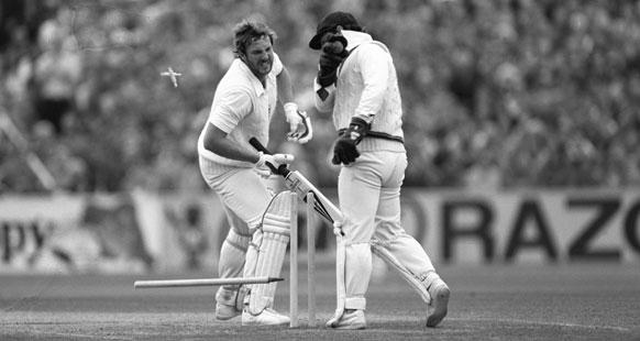 Rod Marsh & Ian Botham