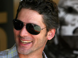 Australian actor and long-time motorsport enthusiast Eric Bana. (Getty-file)