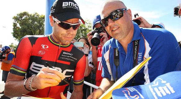 Cadel Evans wants top cyclists racing in Geelong