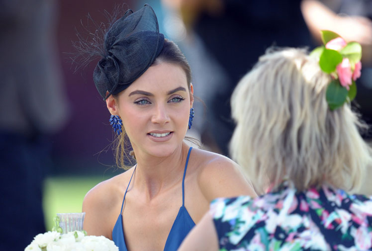 <b>The first major meet of the Spring Racing Carnival – the Turnbull Stakes – has been welcomed by tens of thousands of racegoers at Flemington.</b><br/><br/>The thundering of hooves was greeted by new fashion trends as elegantly dressed punters watched the first major battle of the season.<br/><br/>That victory went to the Kris Lees trained Lucia Valentia, but with Flemington again attracting the beautiful and stunning, the real winner may have been found off the track.