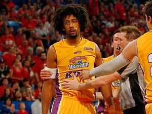 Sydney Kings' star import Josh Childress. (Getty)