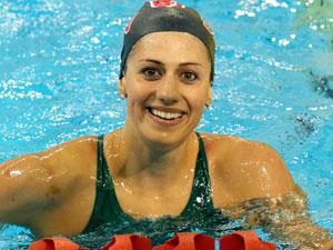 Stephanie Rice. (Getty)