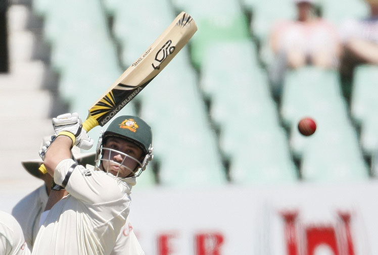 <b>The man who earned comparisons with Bradman for the breathtaking start to his Test career has died after being struck in the head by a bouncer. </b><br/><br/>Phillip Hughes achieved history during his seven-year first-class career, becoming the youngest player ever to score centuries in each innings of a Test. He also became the first Australian to score a hundred on ODI debut.   <br/><br/>Whether Hughes would ever live up to the promise of his early career will never be known as his life, and his career, was tragically cut short.<br/>