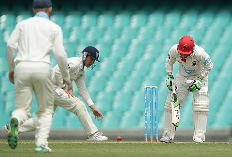 <b>New South Wales' health minister is investigating why it took so long for an ambulance to arrive to treat Phillip Hughes. </b><br/><br/>The batsman collapsed after being hit in the head at the SCG and although an ambulance was summoned by stricken officials just six minutes later, one didn't arrive for a further 15 minutes.<br/><br/>NSW Ambulance has continually changed its story about the delay, prompting a probe from the state government.