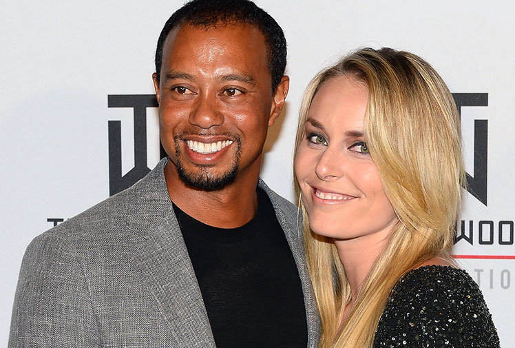 """<b>American skiier Lindsey Vonn says her boyfriend Tiger Woods was a huge inspiration during her return from devastating knee injuries.</b><br/><br/>Vonn, the 2010 Olympic downhill champion, is slated to race for the first time since last year's World Championship where she suffered the injuries.<br/><br/>The 30-year-old, who has been dating Woods for nearly two years, described her boyfriend as """"pretty tough"""" and """"an incredibly hard worker""""."""