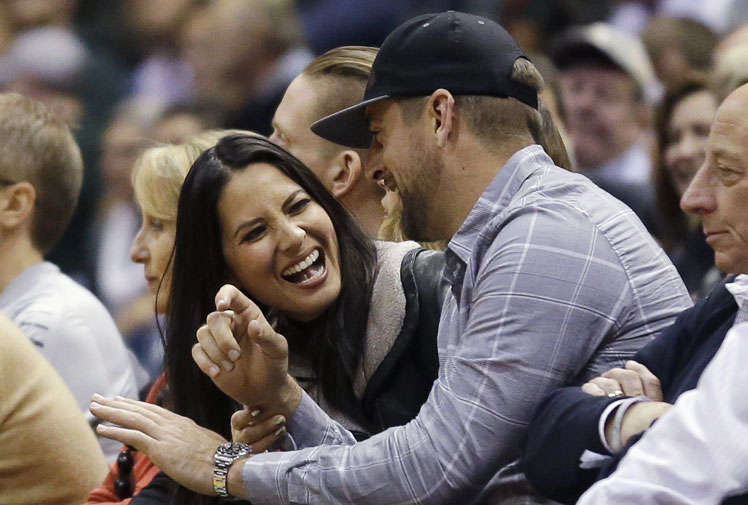 """<b><i>The Newsroom</i> actress Olivia Munn has opened sport's old can of worms – should sex be banned around game day?</b><br/><br/>Appearing on US talkshow <i>Watch What Happens Live</i>, Munn was asked if she and boyfriend, Green Bay Packers quarterback Aaron Rodgers, had sex before kick-off.<br/><br/>""""No we don't. Not on game day,"""" Munn said, """"There's not a rule, but it just doesn't happen because there's other things to focus on.""""<br/><br/>It's an interesting idea that has been pondered by some of the greatest athletes.<br/>"""