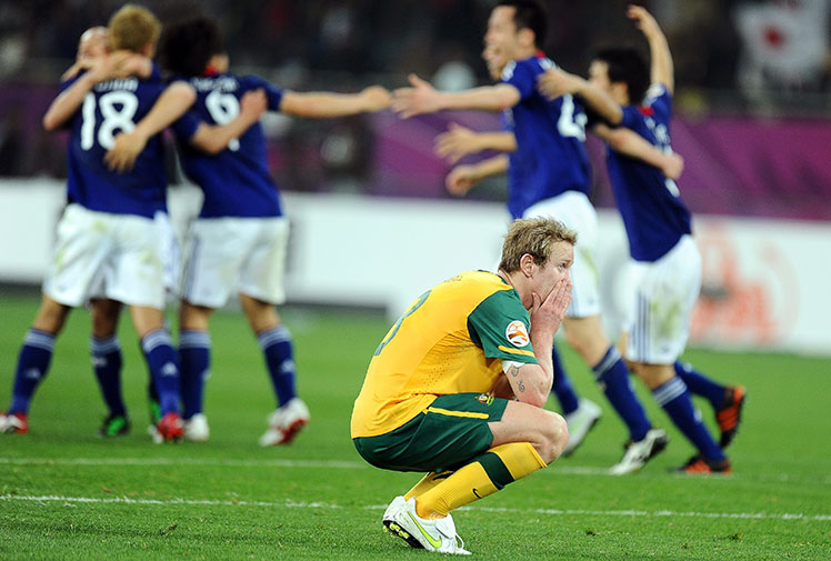 <b> Despite an underwhelming 12 months, Australia's performance in their previous Asian Cup appearance will give the Socceroos confidence. </b><br/><br/>In 2011 in Qatar, the Socceroos came agonisingly close to taking home the silverware after a thrilling run to the final.<br/><br/>They managed to take the decider to extra time before going down by a single goal to Japan. <br/><br/>