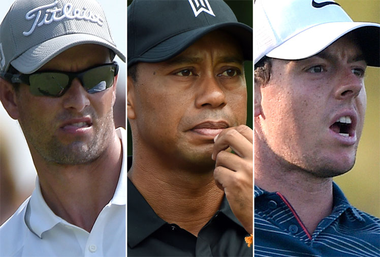 <b>The world's greatest golfers are again converging on the Augusta National Golf Club for the first major of the year – the Masters.</b><br/><br/>Multiple storylines thread this year's tournament; can Tiger Woods discover his former glory? Will Rory McIlory claim a career Grand Slam, will an Australian again don the green jacket? <br/><br/>But once the roars begin to echo through the famous course, expect these golfers to be the men claiming the plaudits.<br/>