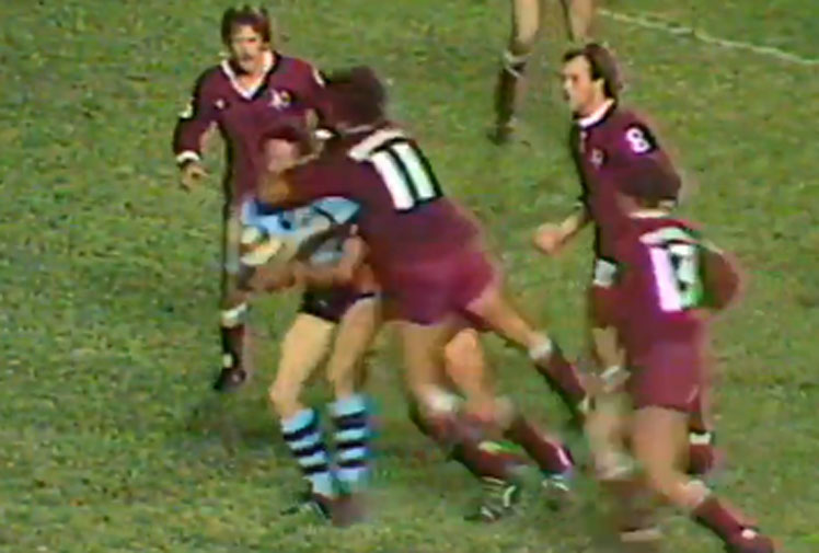 <b>It's arguably Australian sport's greatest rivalry and the toughest battle in rugby league. </b><br/><br/>And since its inception 36 years ago, State of Origin has been a constant stage for magic moments and larger than life characters. <br/><br/>Whether it was Allan Langer's fairytale comeback in 2002, Mark Coyne's last second try in 1994, Andrew Johns' virtuoso performance in 2005 or when Wally Lewis and Mark Geyer locked horns in 1991.<br/><br/>Click through to check out the greatest moments in Origin history... <br/><br/><br/><br/><br/>