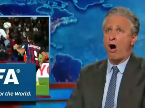 Comedian Stewart hilariously blasts FIFA