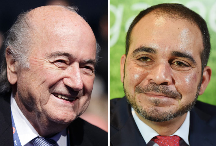 "<b>Meet Prince Ali bin al-Hussein – the only man who stands between Sepp Blatter and a fifth term as president of FIFA.</b><br/><br/>The governing body's vice president announced his candidacy for football's top job earlier this year after helping raise the profile of Asia.<br/><br/>Promoting change within FIFA, the Jordanian has called for the focus to be shifted from ""controversy and back to the sport"".<br/><br/>Click through to find out more about the man who wants to topple Blatter and end the current scandal crippling FIFA. <br/><br/><br/><br/>"
