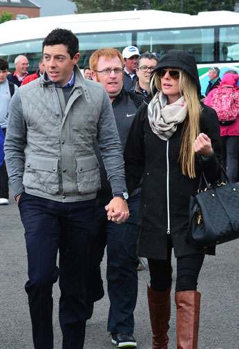 <b>World No.1 golfer Rory McIlroy has officially bid farewell to bachelorhood after going public with his relationship to glamourous PGA of America employee Erica Stoll.</b><br/><br/>McIlroy and Stoll were rumoured to be dating for the past six months but ended speculation after stepping out together at the Irish Open.<br/><br/>The relationship is McIlroy's first since ending his engagement to tennis professional Caroline Wozniacki last year.<br/><br/>Click through to meet the new woman in the major winner's life.<br/>