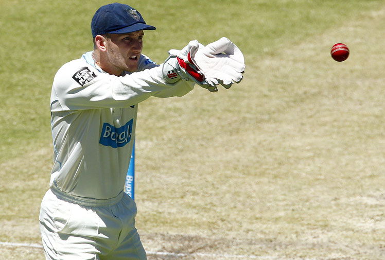 <b>It's been a long road from battling Victorian wicketkeeper and NSW back-up to Test selection for Peter Nevill.</b><br/><br/>Five years ago, the then 24-year-old considered quitting the game as he sat so far down the pecking order that a Test call-up seemed impossible.<br/><br/>Now, through a cruel twist of fate to veteran keeper Brad Haddin the little known Melbourne-born gloveman will make his debut against England in the Second Test at Lord's to become Australia's 33rd Test wicketkeeper. <br/><br/>Here are a few facts behind the man.