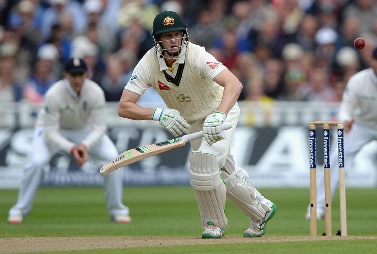<b>Australia have been embarrassed after being bowled out for one of their lowest scores in Ashes history.</b><br/><br/>Australia were bundled out for a paltry 136 on day one of the Third Test before England finished play just three runs behind with seven wickets still in hand.<br/><br/>The dismal performance ranks amongst Australia's lowest Ashes totals in the last 50 years, but is almost double the total a Bill Lawry-led side managed in 1968…