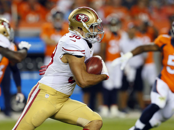 Live coverage: Hayne faces final test with 49ers