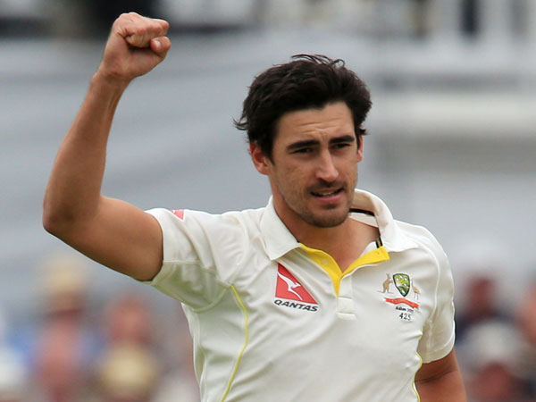 Starc to strive for consistency in Tests