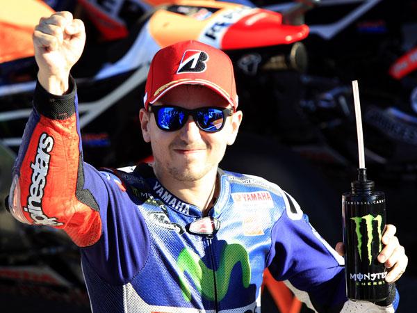 Lorenzo claims Valencia pole