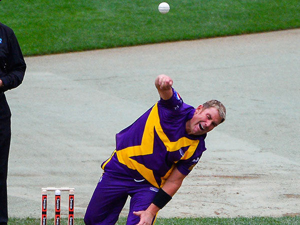 Warne happy with NYC exhibition game