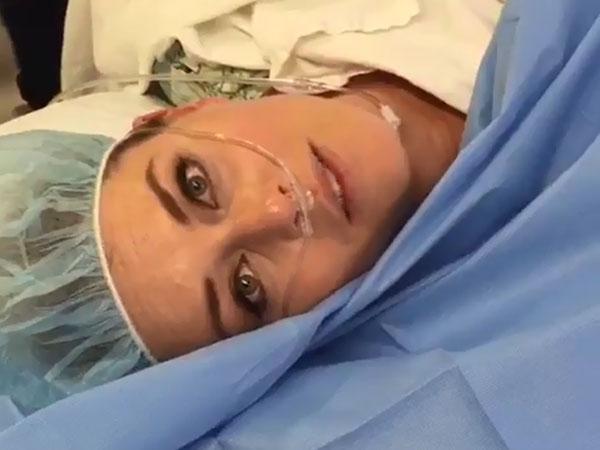 Vonn tweets video of gruesome dog attack injuries