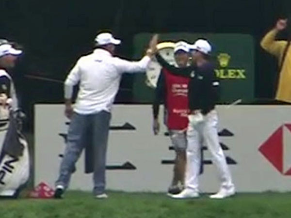 Hole-in-one fails to inspire commentator