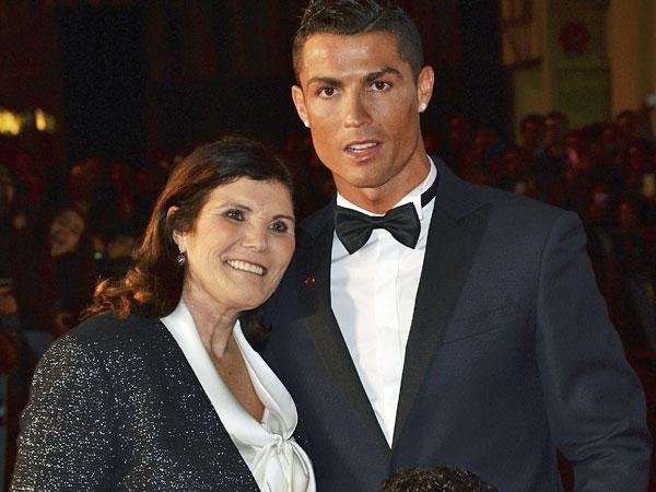 Ronaldo's mum wanted to abort football star