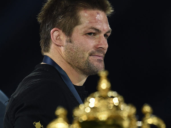 McCaw says time was right to hang up boots