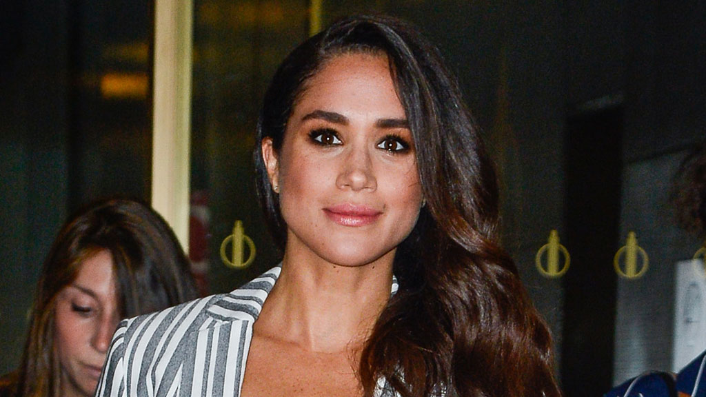 Meghan Markle With Prince Harry At Pippa Middleton's Wedding Reception
