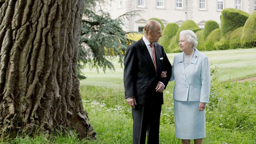 Prince Philip's boots will be impossible to fill