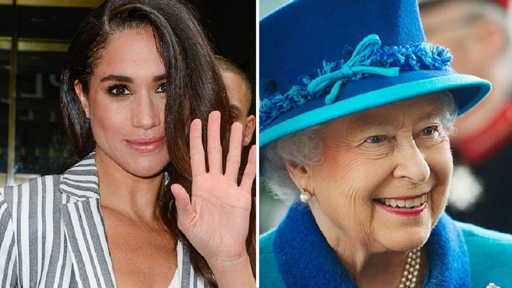Meghan Markle: Harry's fiance has her first royal Christmas party - with the Queen