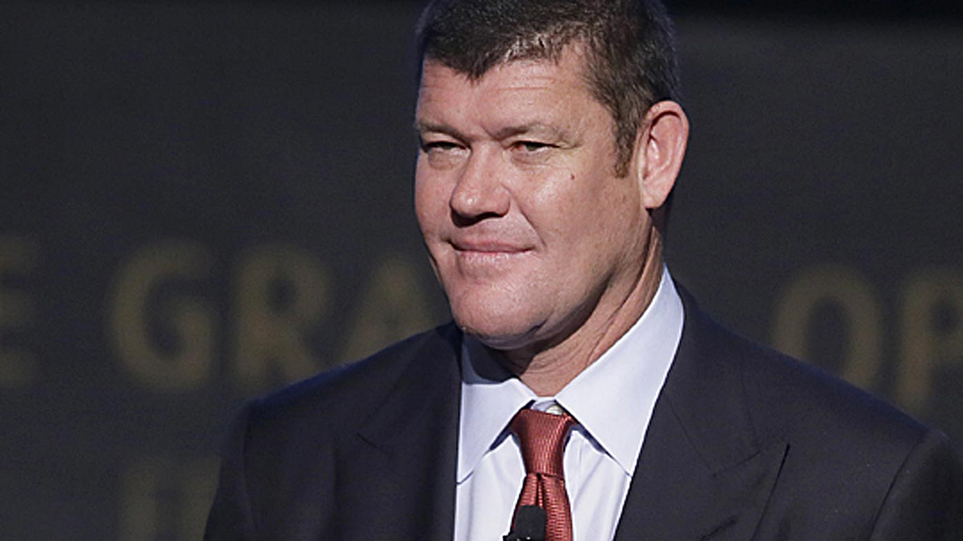 James Packer steps down from role as director of Crown Resorts, effective immediately