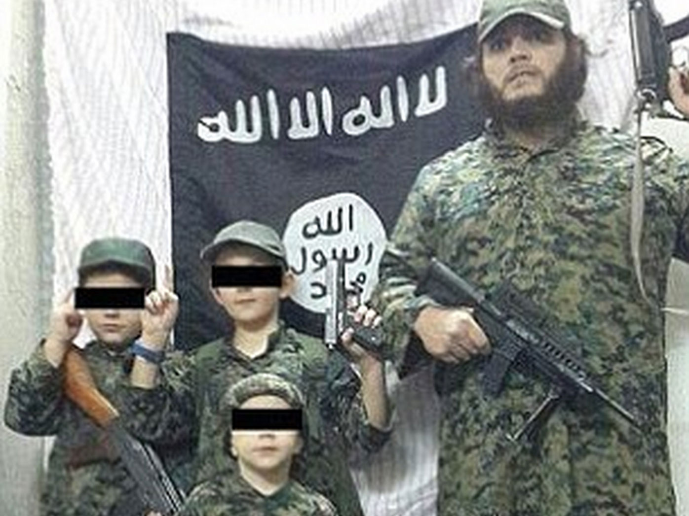Sharrouf's mother-in-law heads to Syria to bring orphaned grandchildren home