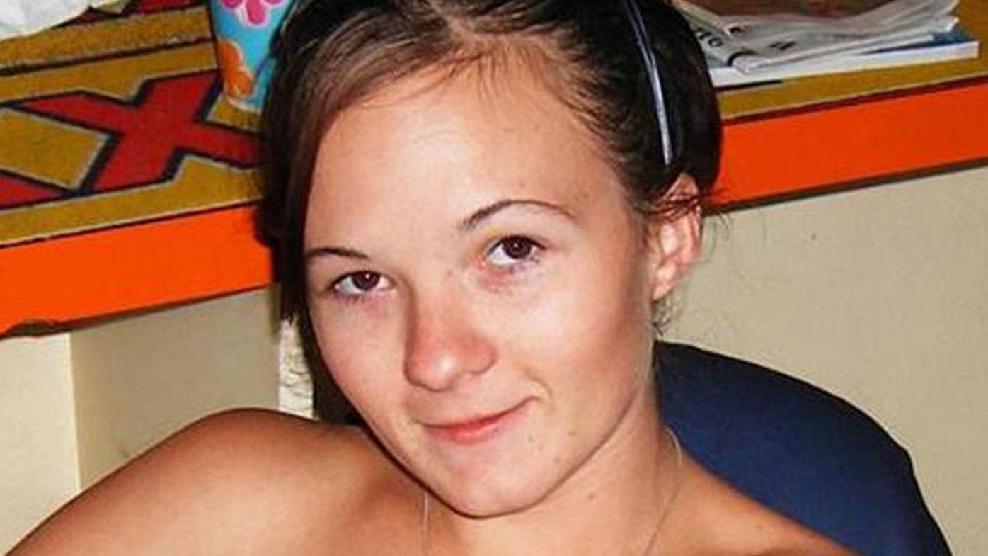 Karlie Pearce-Stevenson.