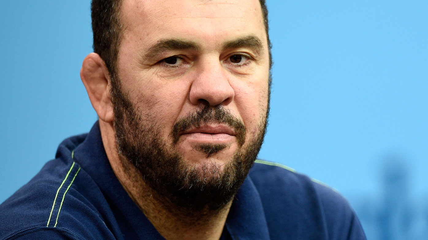 Wallabies mentor Michael Cheika named World Coach of the Year