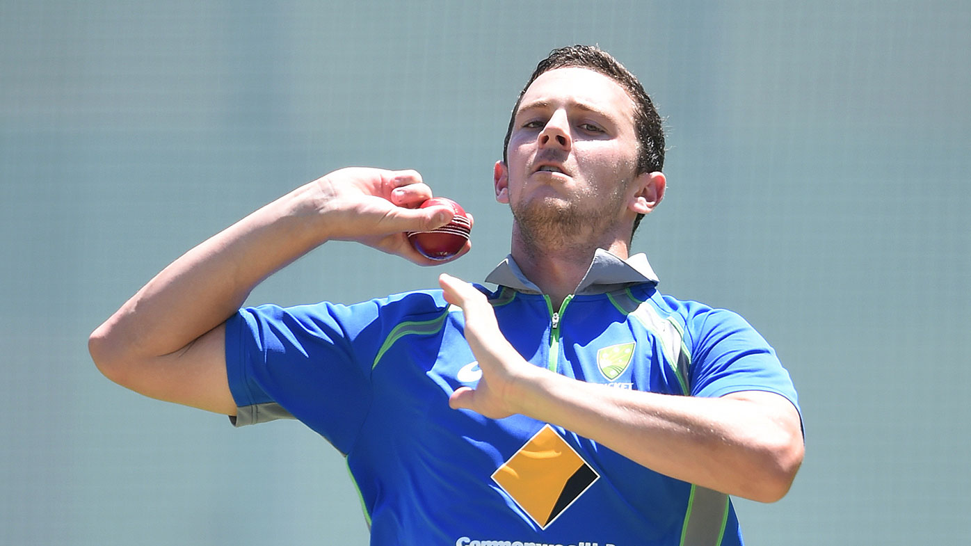 Hazlewood gets nod over Siddle for first Test against NZ