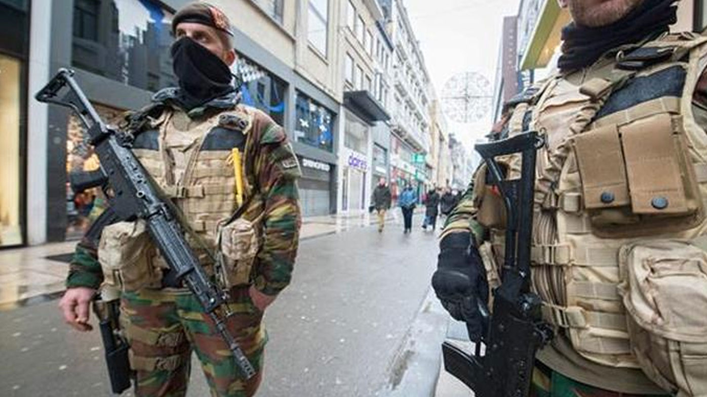 Belgium releases five people arrested during anti-terror raids