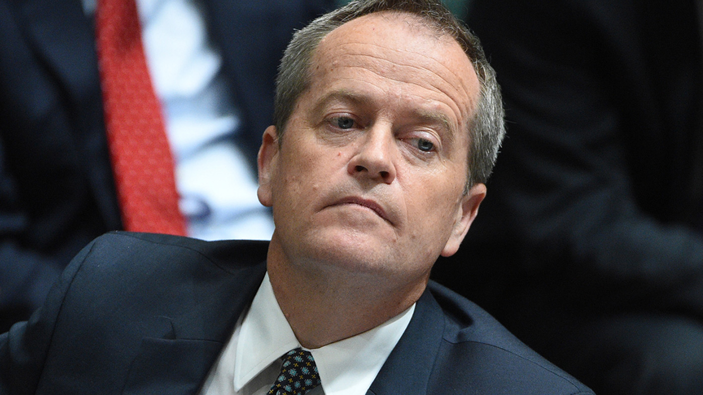 Opposition Leader Bill Shorten commits Labor to largest funding boost to schools 'in two generations'