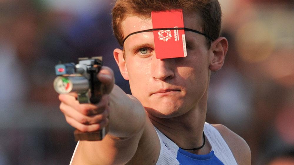Alexander Kukarin. (AFP)