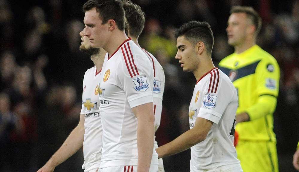 Bournemouth joy, more Man United woe