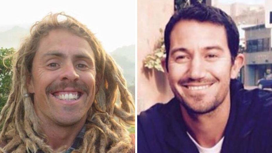 Adam Coleman and Dean Lucas were murdered in Sinaloa in November. (AAP)