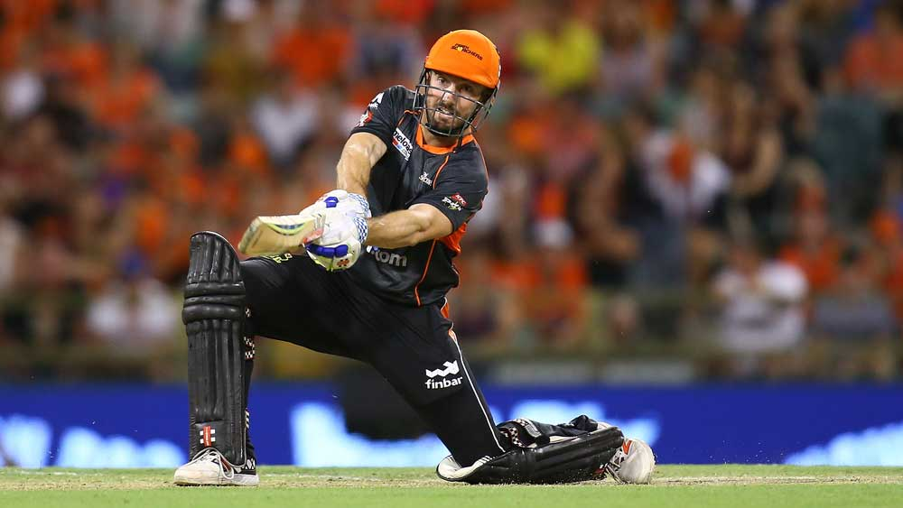 Shaun Marsh. (Getty)