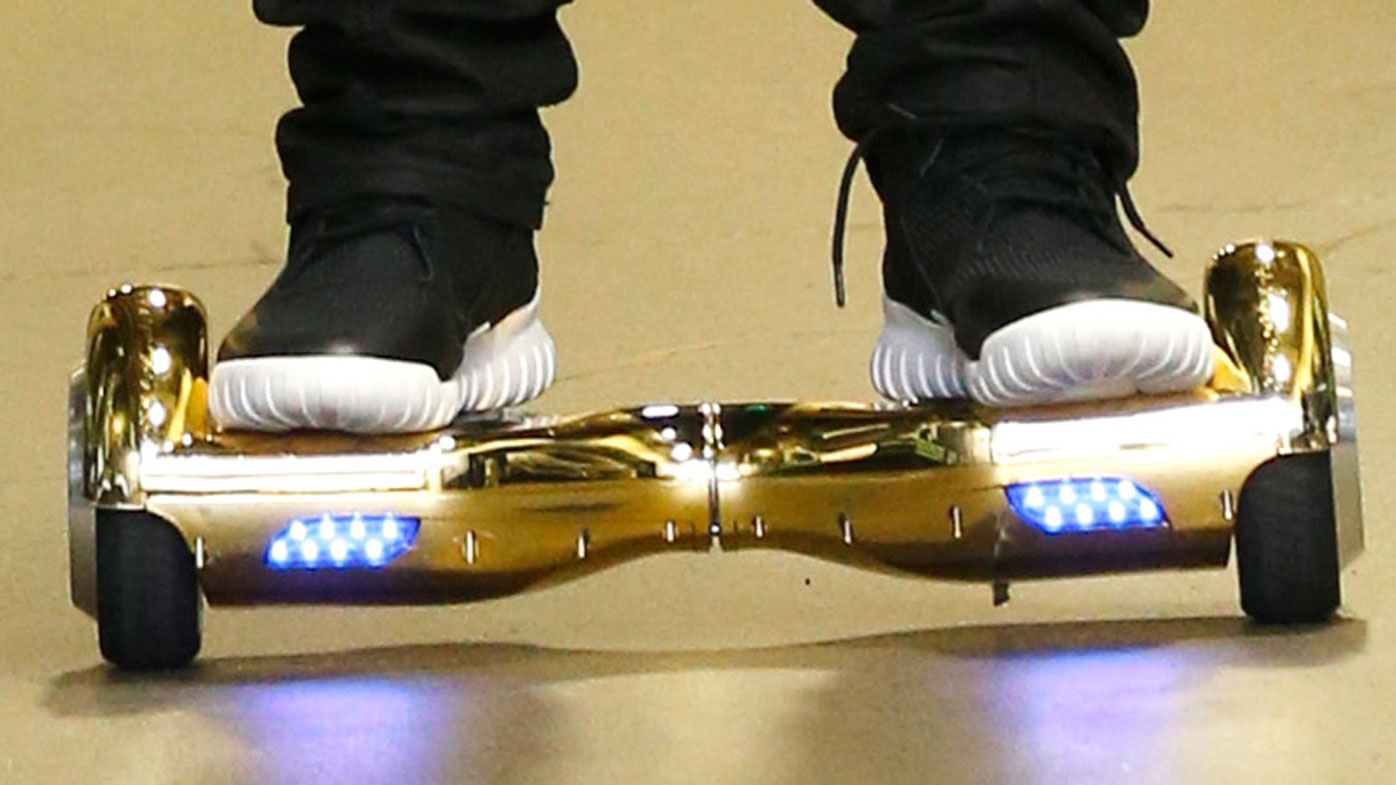 Should hoverboards be banned in Australia due to fire risk (Question)