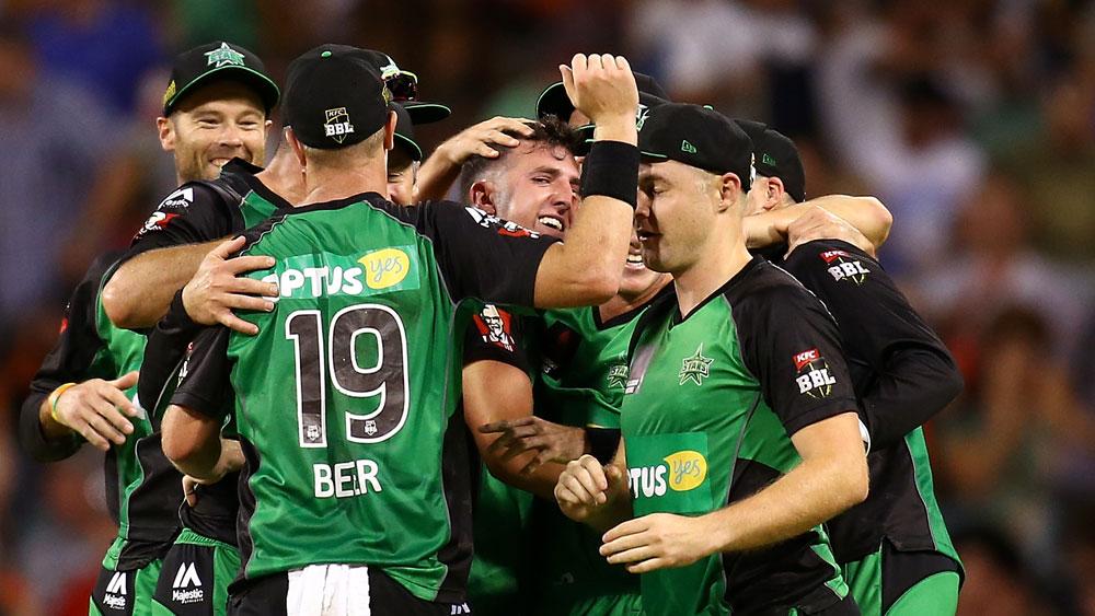Stars beat Scorchers to reach BBL finals