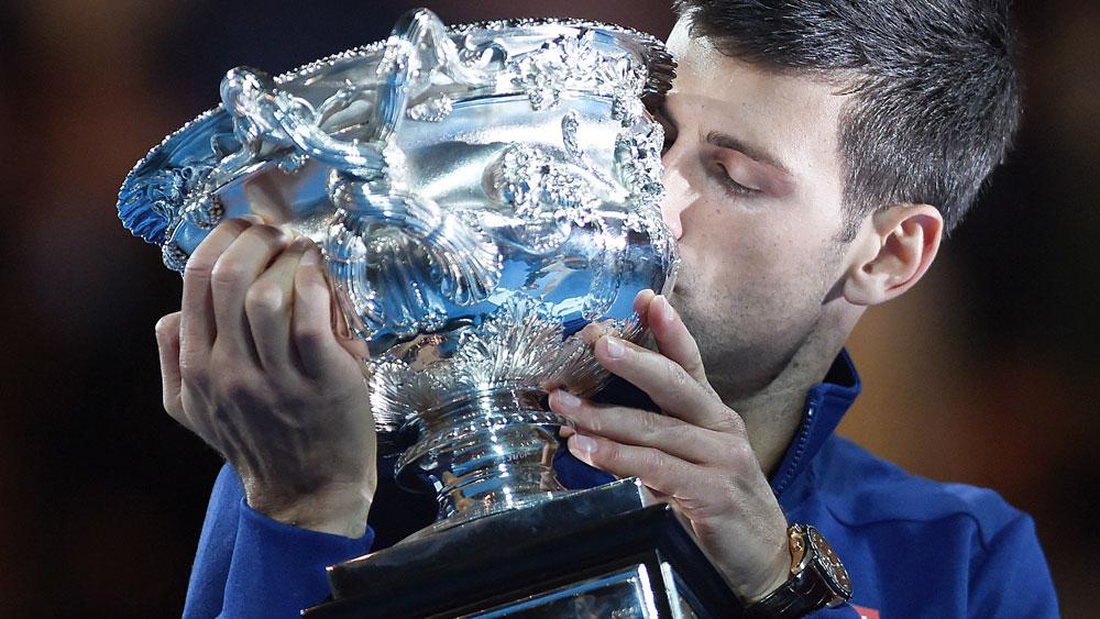 Novak Djokovic has won his sixth Australian Open.