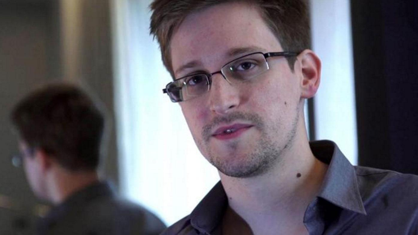 Former NSA analyst Edward Snowden. (AAP).