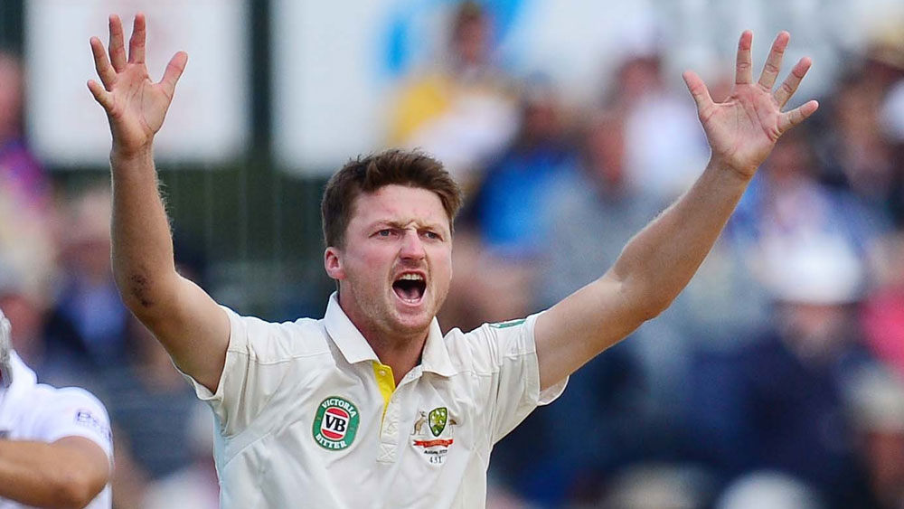 Jackson Bird played his last Test in 2013 (AAP)