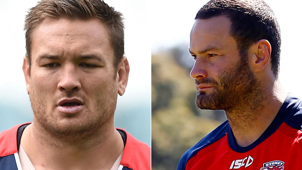 Roosters trio to be back by NRL round nine