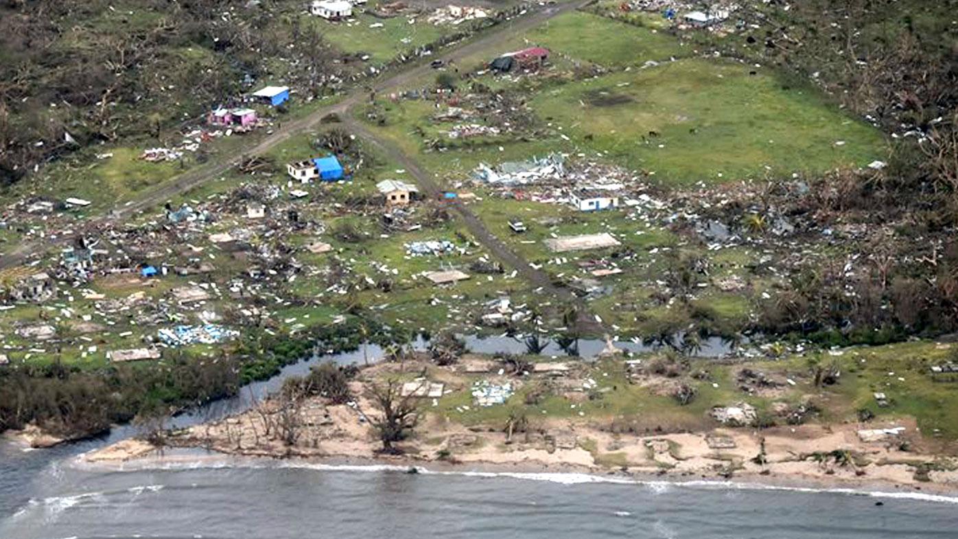 Cyclone Winston devastated the island nation of Fiji.