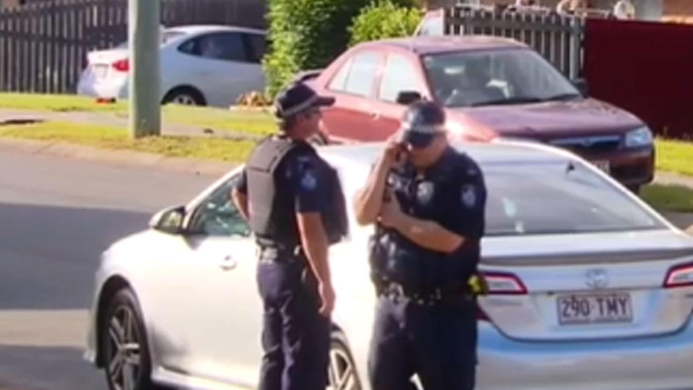 Queensland man charged after allegedly holding baby hostage