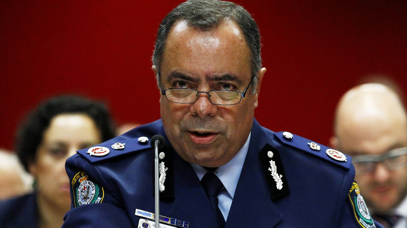 NSW deputy police commissioner Nick Kaldas is retiring after 34 years.